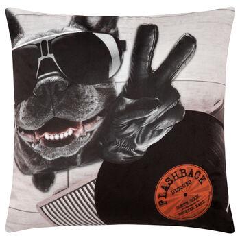 """Vinyl Decorative Pillow 18"""" X 18"""""""