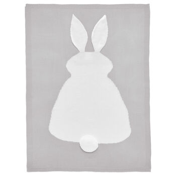 "Manu Decorative Throw with Ears 30"" X 40"""
