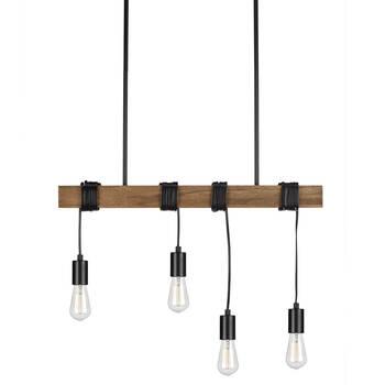 4-Bulb Ceiling Lamp