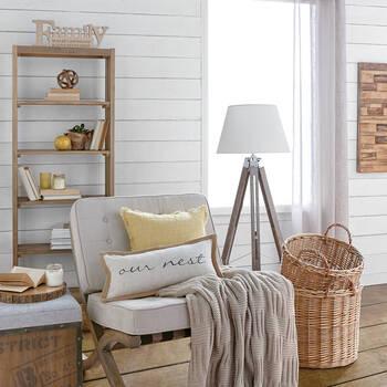 Wooden Decorative Plaque - Family