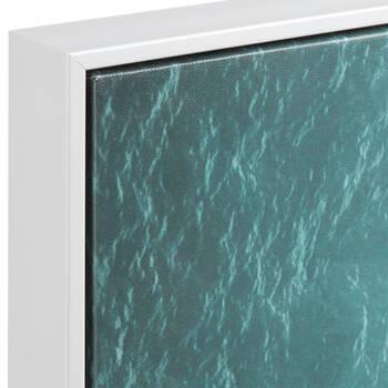 Ocean Wave Framed Art