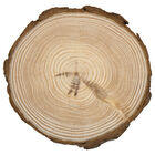 Set of 4 Wooden Disks Coasters