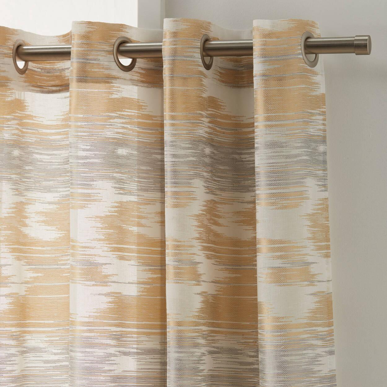 Belfort Grommet Curtain