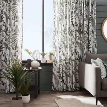 Klaff Sheer Curtain