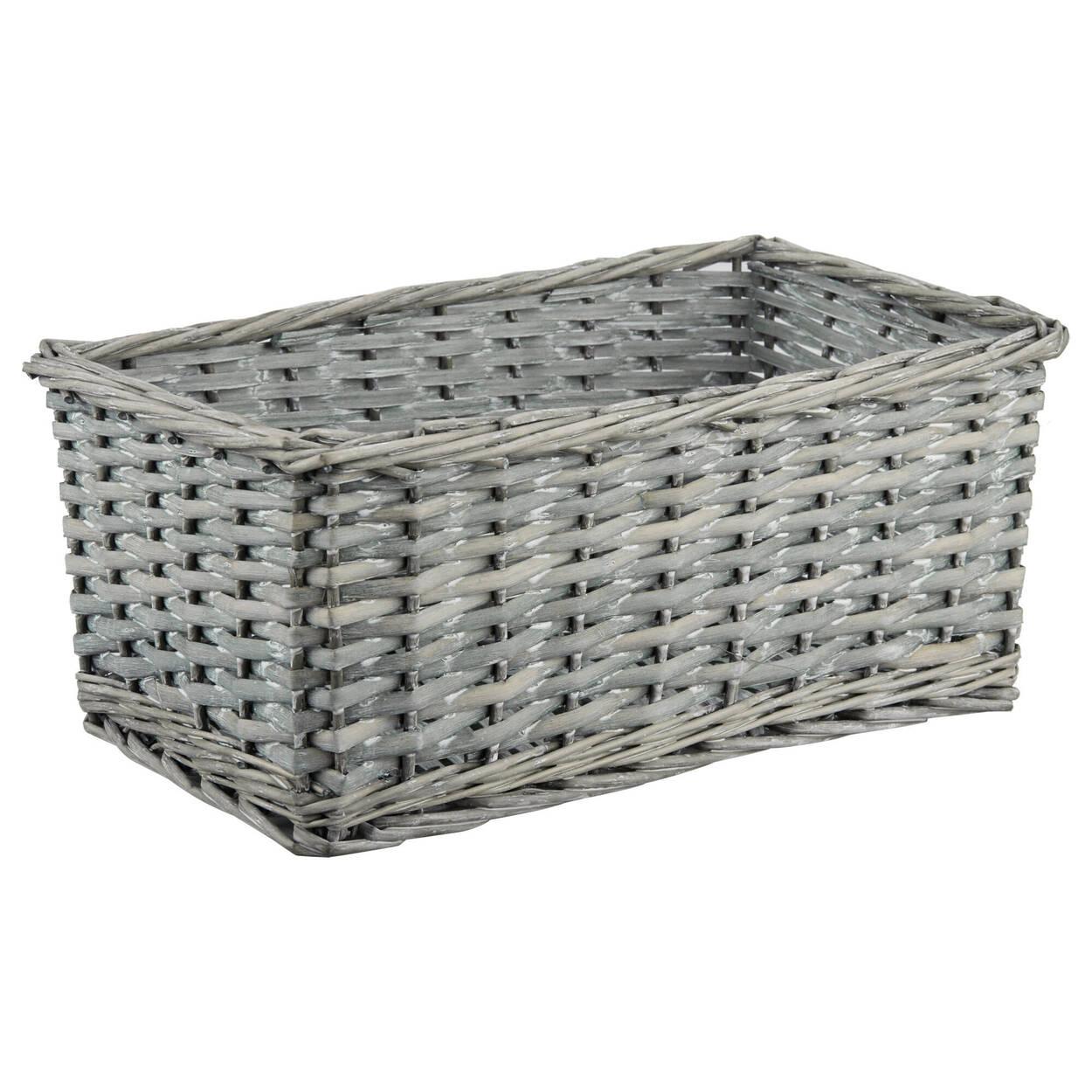Willow Storage Basket