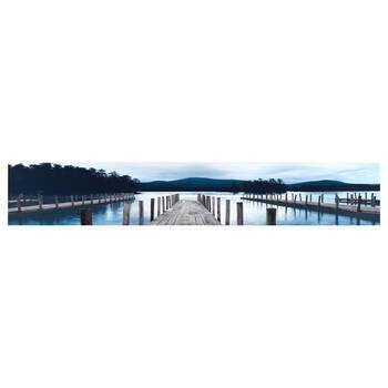 Dock Printed Canvas