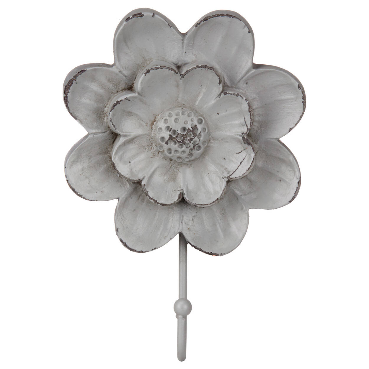 Resin Flower Wall Hook