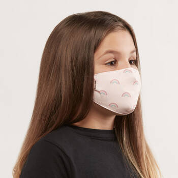 Masque junior réutilisable + ajustable
