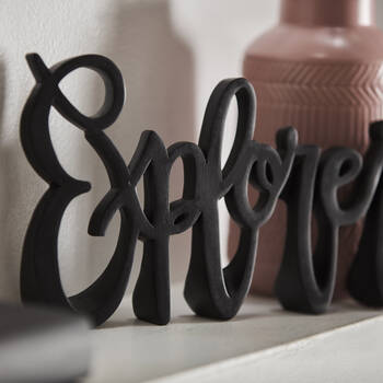Decorative Resin Word Explorer