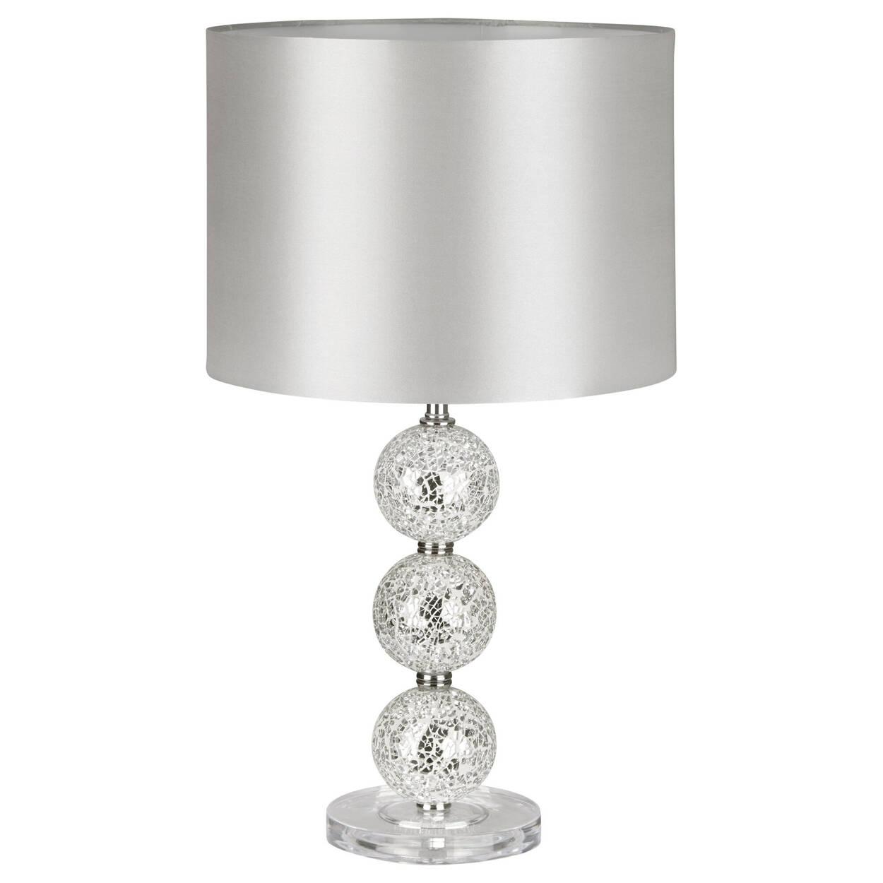 Lampe de table sphères en mosaïque