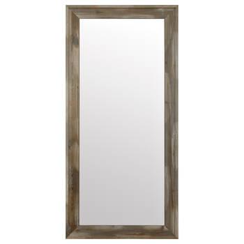 Drift Wood Framed Mirror
