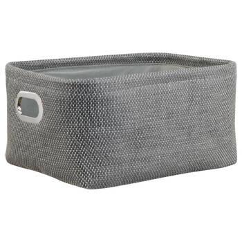 Storage Basket with Metal Handles