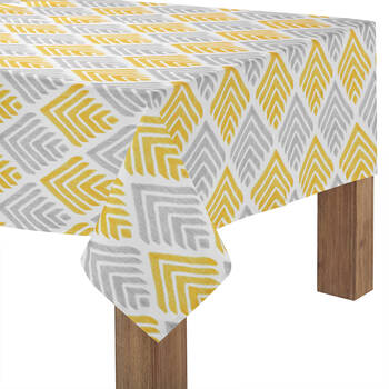 "Two-Toned Tablecloth 60"" X 84"""