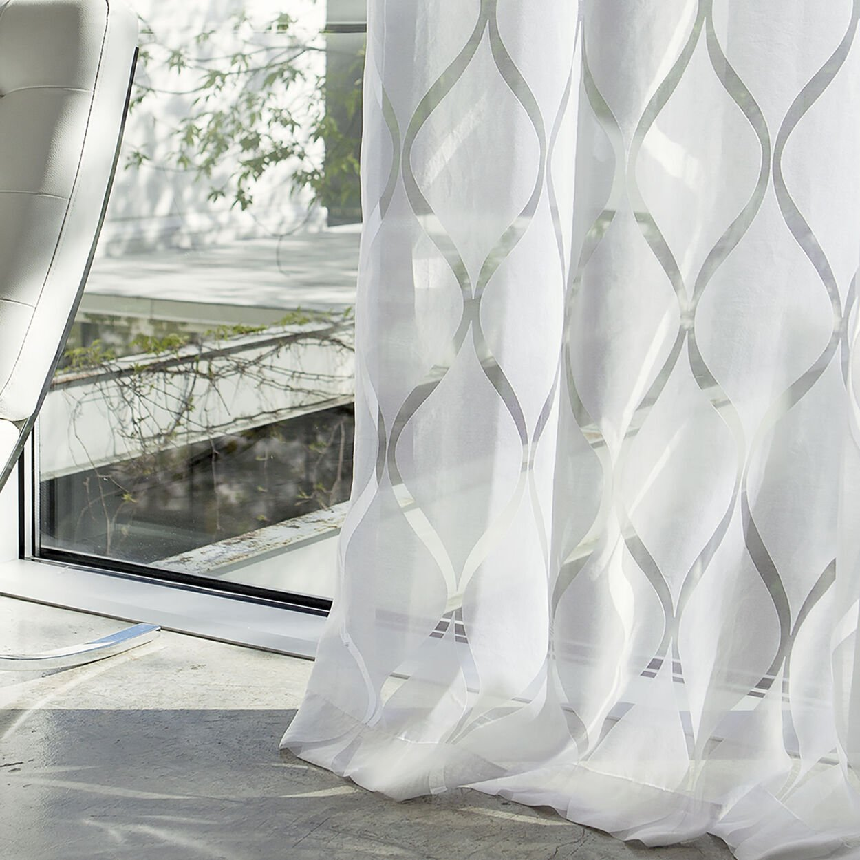Essexwave Sheer Curtain