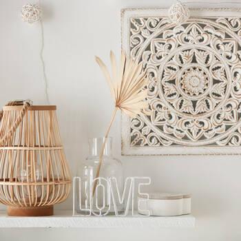 Decorative Word Love