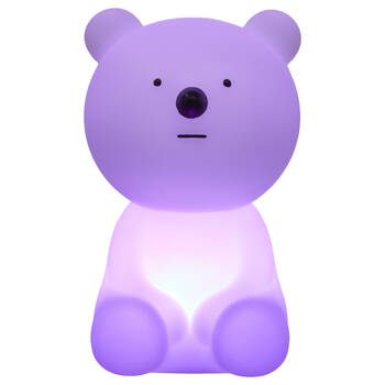 LED Colour-Changing Bear Light
