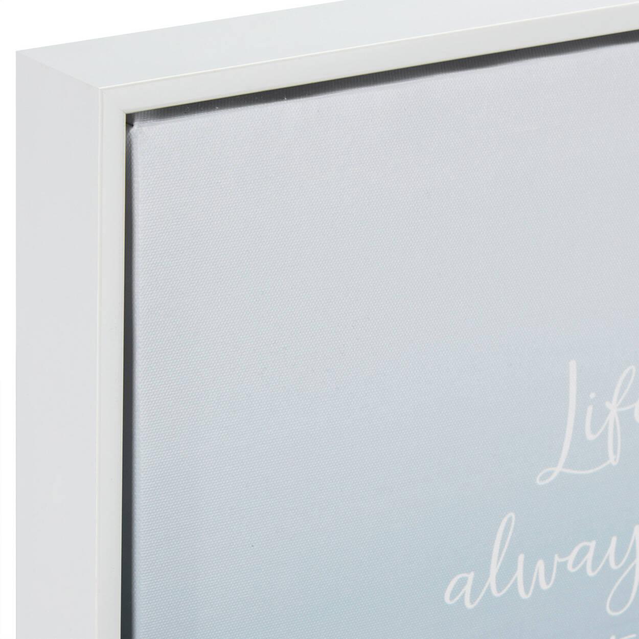 Make it Count Printed Framed Art