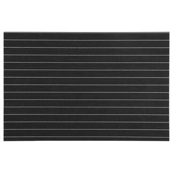 Striped PVC Placemat