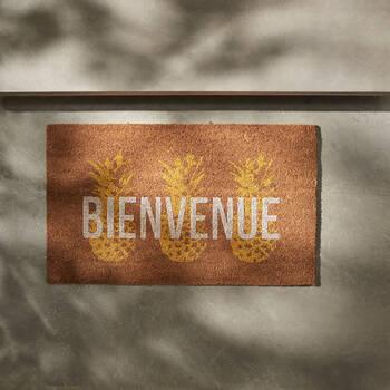 Bienvenue Doormat