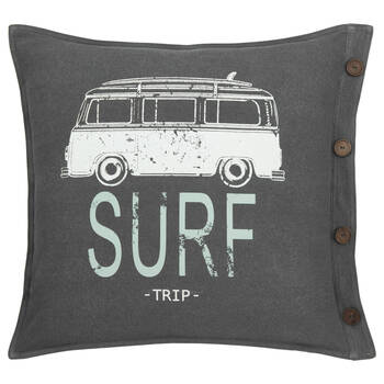 "Surf Trip Decorative Pillow 18"" x 18"""