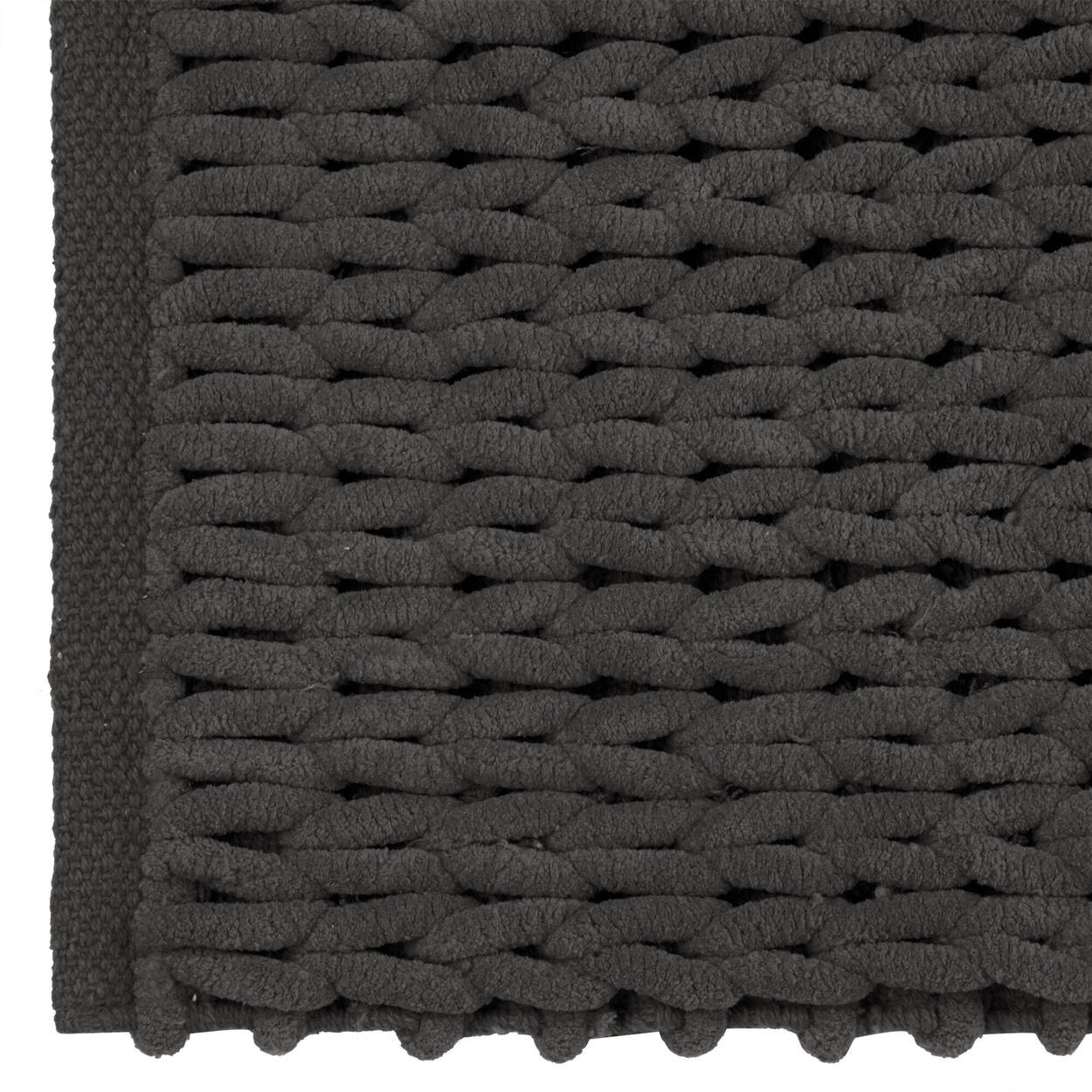 Braided Bath Mat