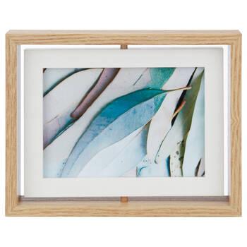 Abstract Foliage Framed Art
