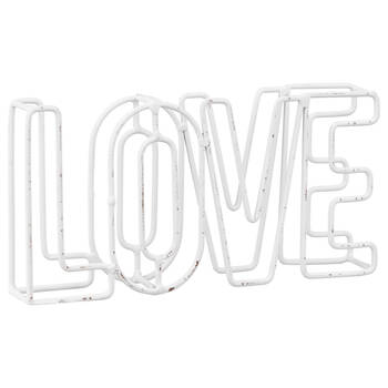 LED Decorative Word Love