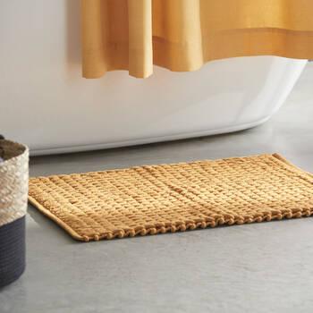 Braided Bath Mat