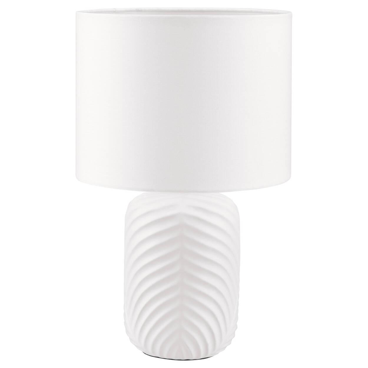 Textured Ceramic Table Lamp