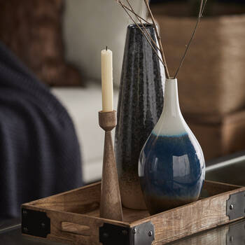 Stoneware Table Vase