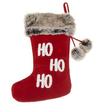 Ho Ho Ho Stocking