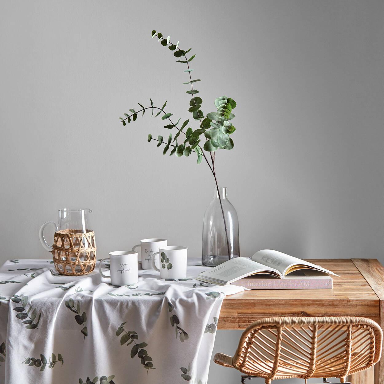 Verdure artificielle Eucalyptus