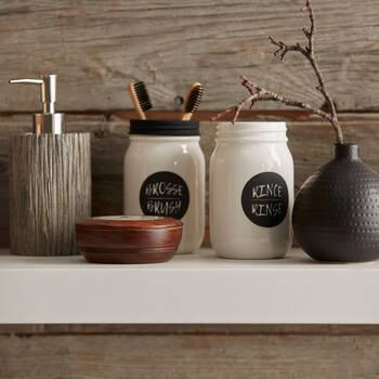 Mason Jar Soap Dispenser