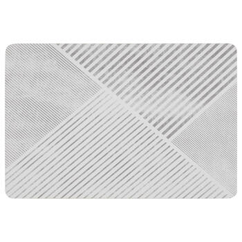 Striped Wooden Placemat