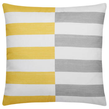 """Printed Water-Repellent Decorative Pillow 18"""" X 18"""""""