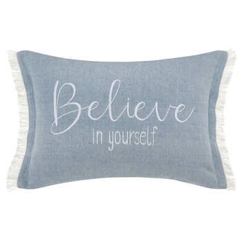 "Alisha Decorative Lumbar Pillow 13"" x 20"""