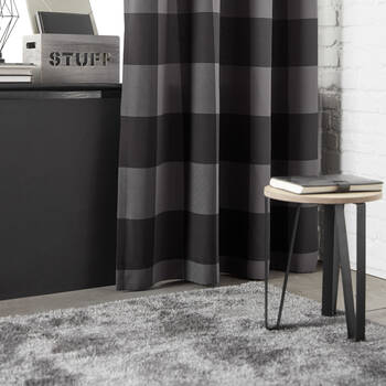 Marvin Plaid Blackout Curtain
