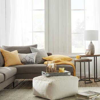 """Rova Decorative Lumbar Pillow 13"""" X 20"""""""