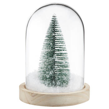 Decorative Tree Under Dome