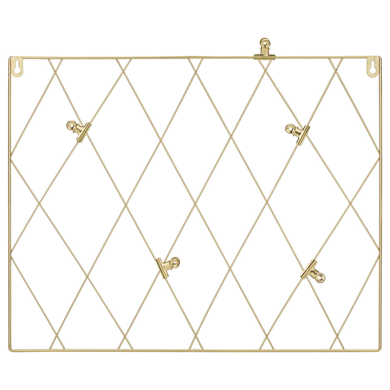 Metal Wire Panel With Clips Bouclaircom