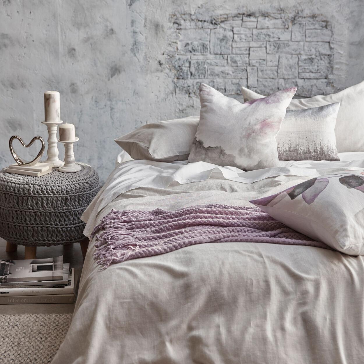 "Abelia Decorative Pillow 19"" X 19"""