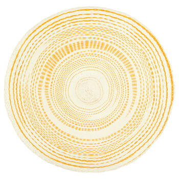 Round Braided Placemat