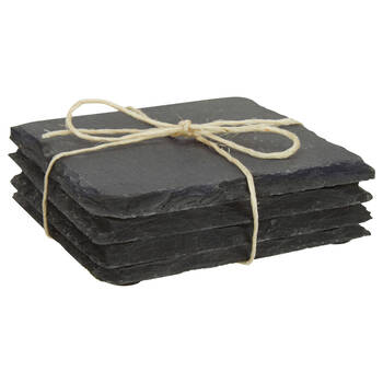 Set of 4 Slate Coasters