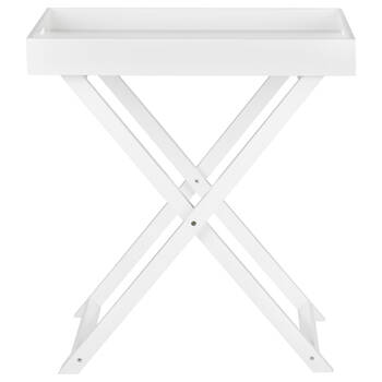 Table-plateau pliante