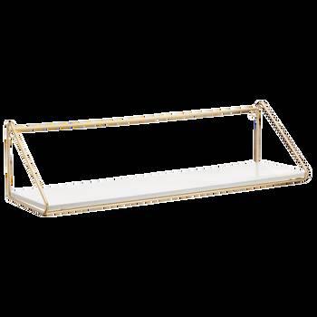 Gold Wire Shelf