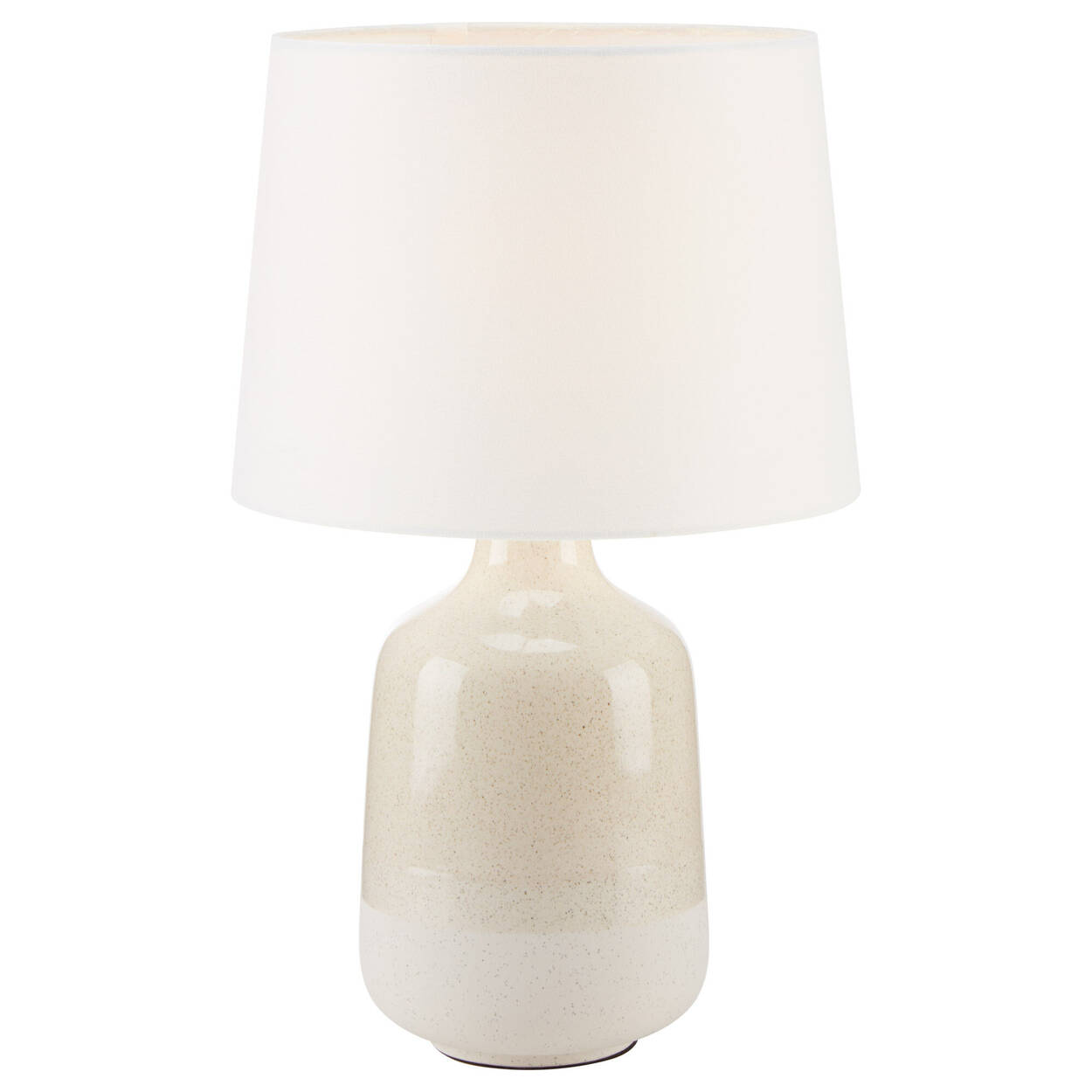 Glossed Ceramic Table Lamp