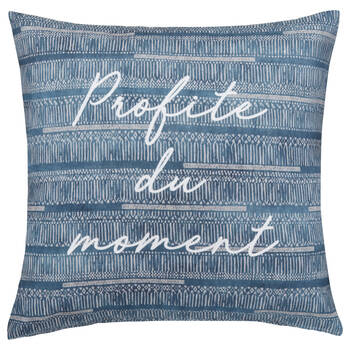 """Isaura French Decorative Pillow Cover 18"""" x 18"""""""