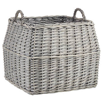 Willow Basket with Handles