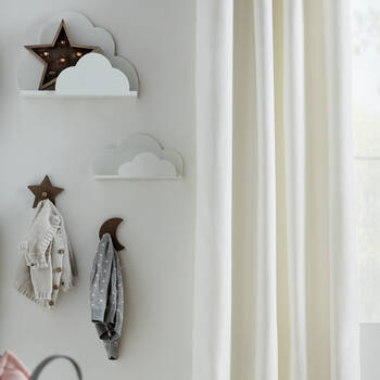Wooden Star Hook
