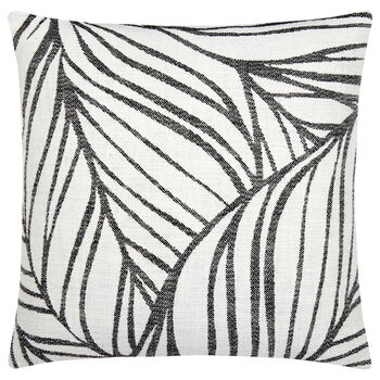 "Natura Jacquard Decorative Pillow 19"" X 19"""
